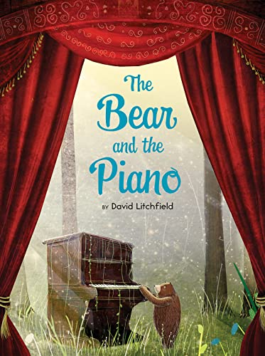 9780544674547: The Bear and the Piano