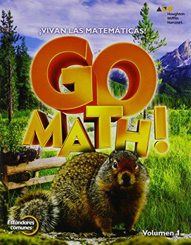 9780544694187: Go Math! 2015, Grade 4