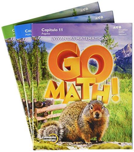 9780544694255: Go Math! 2015, Grade 4