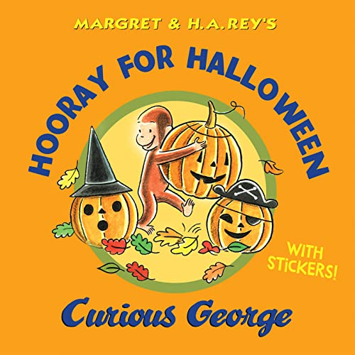9780544699564: Hooray for Halloween, Curious George