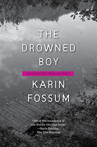9780544704848: The Drowned Boy (Inspector Sejer Mysteries)
