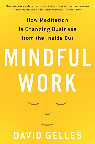 9780544705258: Mindful Work: How Meditation Is Changing Business from the Inside Out (Eamon Dolan)