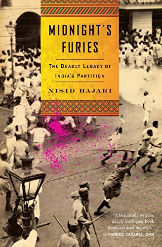 9780544705395: Midnight's Furies: The Deadly Legacy of India's Partition
