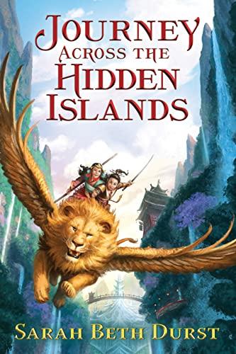 9780544706798: Journey Across the Hidden Islands