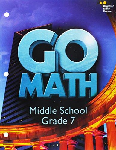 Go Math!: Student Interactive Worktext (StA) Grade: Burger, Edward; Dixon,