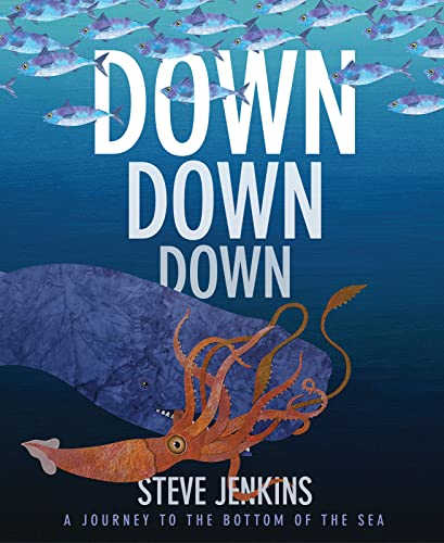 9780544709515: Down, Down, Down: A Journey to the Bottom of the Sea