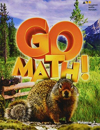 HMH GoMath!: Student Edition (StA) Volume 2 Grade 4 2016: HARCOURT, HOUGHTON MIFFLIN