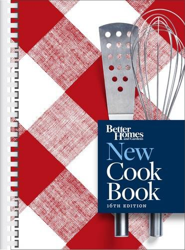 9780544714465: Better Homes and Gardens New Cook Book, 16th edition