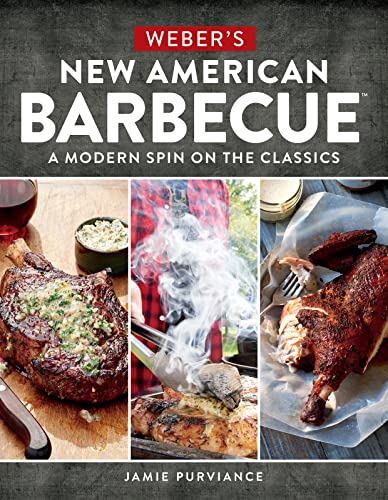 9780544715271: Weber's New American Barbecue™: A Modern Spin on the Classics