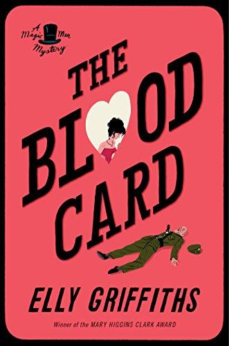 9780544750302: The Blood Card (Magic Men Mysteries)