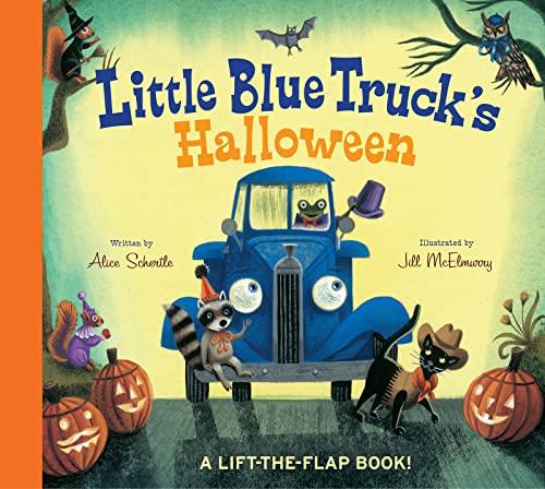 9780544772533: Little Blue Truck's Halloween