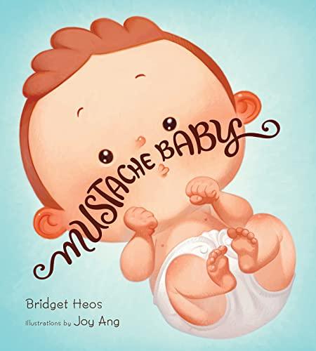 9780544789845: Mustache Baby (Board Book)