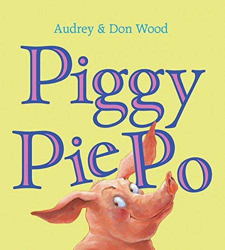 9780544791138: Piggy Pie Po (Board Book)