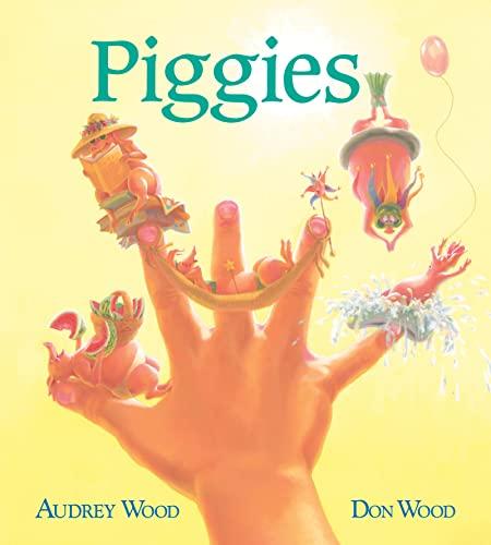 9780544791145: Piggies (Board Book)