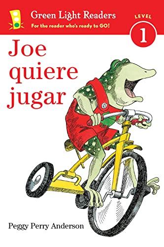 9780544791428: Joe quiere jugar (Green Light Readers Level 1) (Spanish Edition)