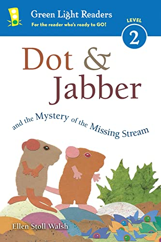 9780544791664: Dot & Jabber and the Mystery of the Missing Stream