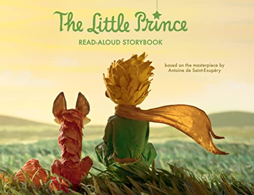 9780544792555: The Little Prince Read-Aloud Storybook: Abridged Original Text
