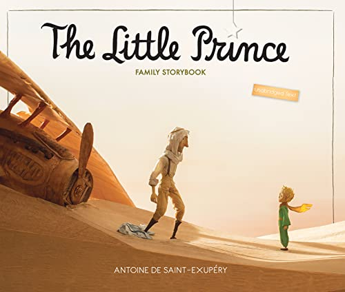 9780544792562: The Little Prince Family Storybook: Unabridged Original Text