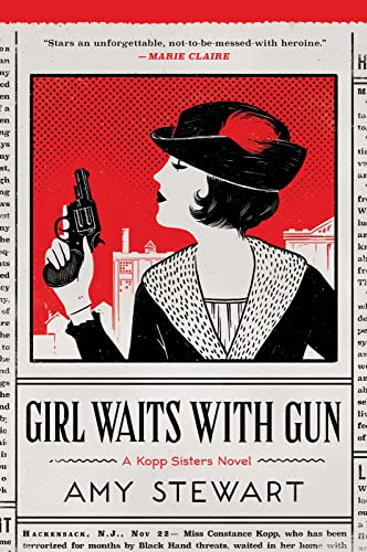 9780544800830: Girl Waits With Gun