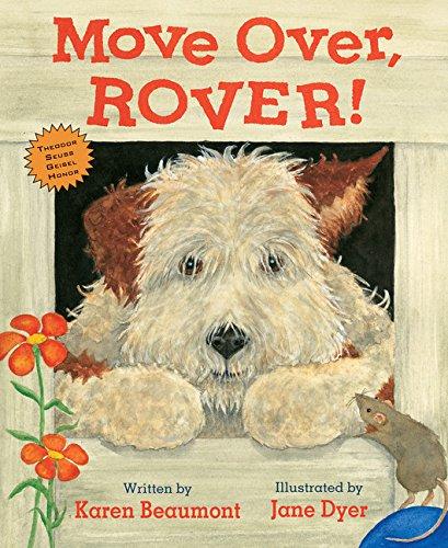9780544809000: Move Over, Rover!