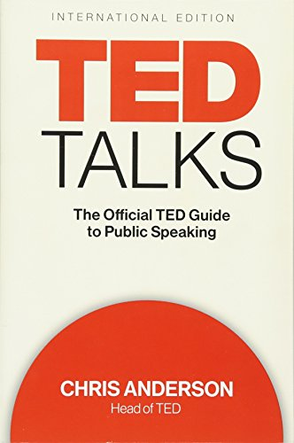 9780544809710: TED Talks (International Edition): The Official TED Guide to Public Speaking