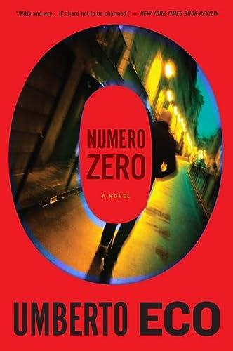 9780544811836: Numero Zero