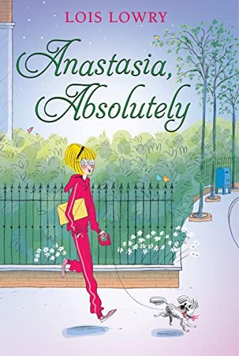 9780544813144: Anastasia, Absolutely (An Anastasia Krupnik story)