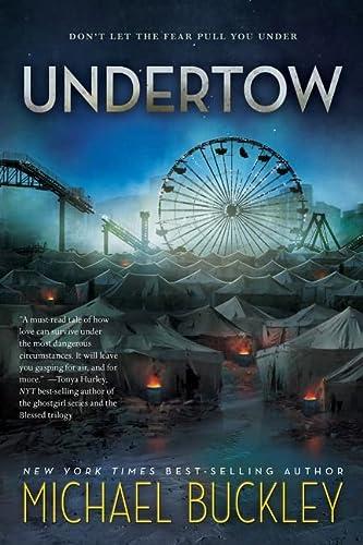 9780544813199: Undertow (The Undertow Trilogy)