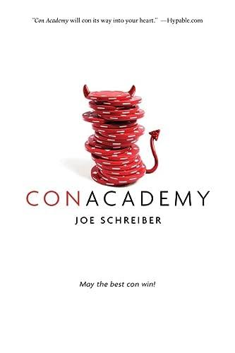 Con Academy: Schreiber, Joe