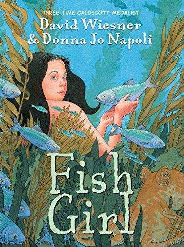 9780544815124: Fish Girl