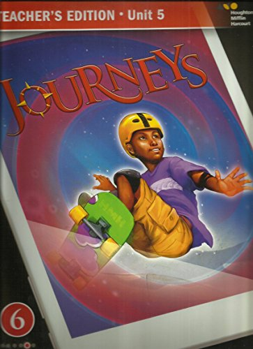 Journeys (Teacher's Edition Unit 4 Grade 6): HMH