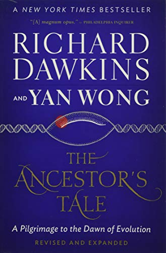 9780544859937: The Ancestor's Tale: A Pilgrimage to the Dawn of Evolution