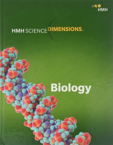 Hmh science dimensions 2018 abebooks hmh science dimensions biology 9780544861787 2018 nowicki stephen ccuart Gallery