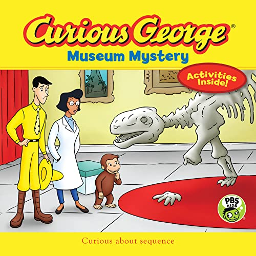 Curious George Museum Mystery (Paperback): H. A. Rey