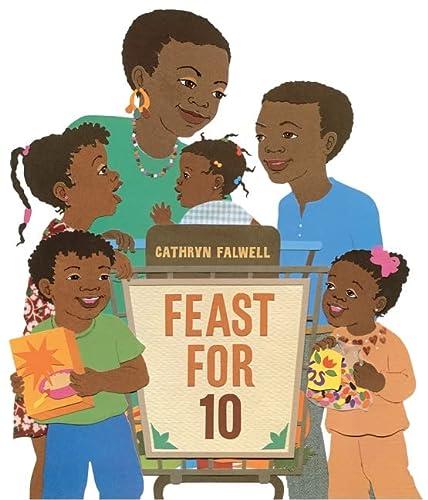 9780544930308: Feast for 10 (HMH Big Books)