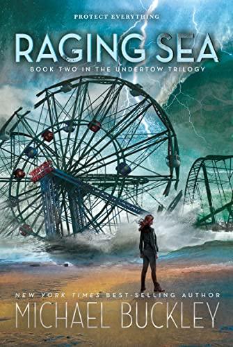 9780544938823: Raging Sea (The Undertow Trilogy)