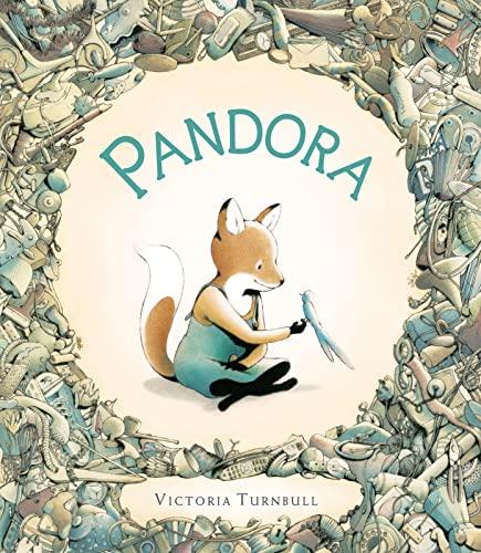 9780544947337: Pandora