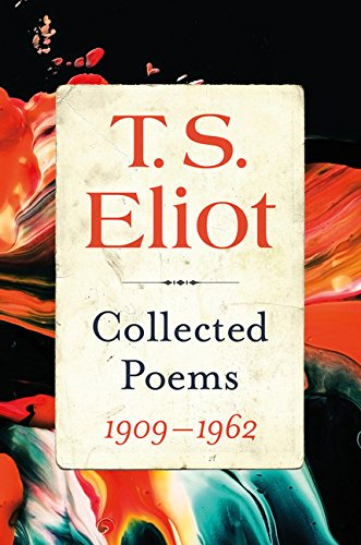 9780544960084 Collected Poems 1909 1962 Iberlibro T S