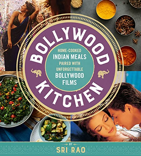 9780544971257: Bollywood Kitchen: Home-Cooked Indian Meals Paired with Unforgettable Bollywood Films