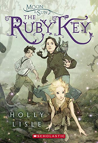 9780545000130: The Ruby Key (Moon and Sun)