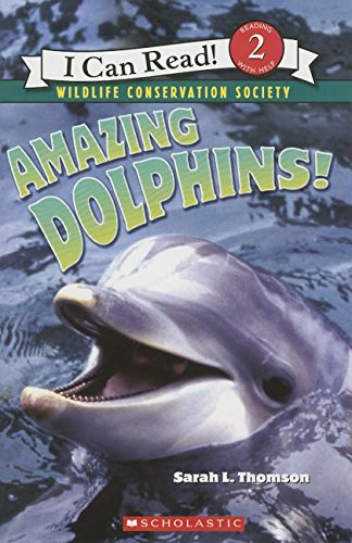 9780545000260: Amazing Dolphins!