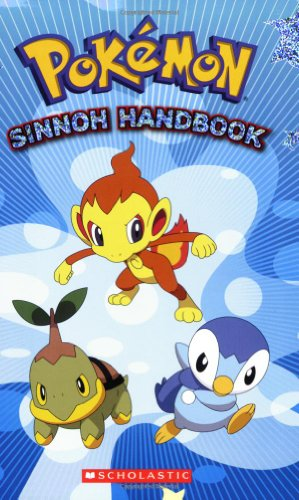 Pokemon: Sinnoh Handbook (0545000726) by Katherine Noll; Tracey West