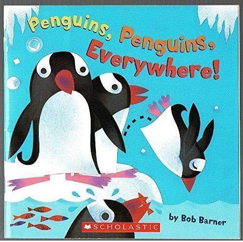 9780545000864: Penguins, Penguins, Everywhere!