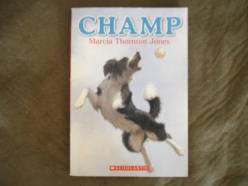 Champ: Marcia Thornton Jones