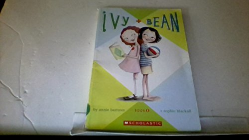 9780545002066: Ivy and Bean [Taschenbuch] by Annie Barrows and Sophie Blackall