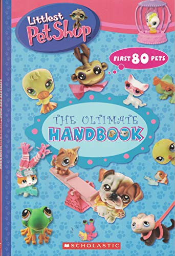 9780545003032: The Ultimate Handbook (Littlest Pet Shop) by Samantha Brooke (2006) Paperback
