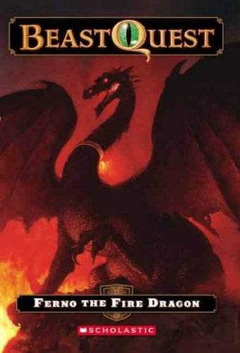 9780545003315: Beast Quest #1: Ferno the Fire Dragon