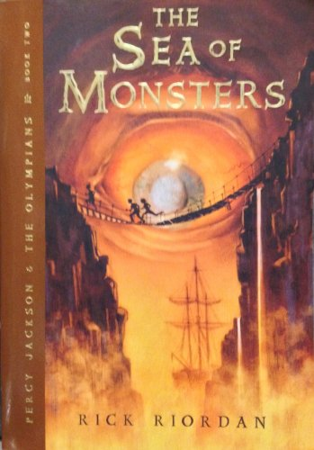 The Sea of Monsters (Percy Jackson and the Olympians, Book 2): Rick Riordan