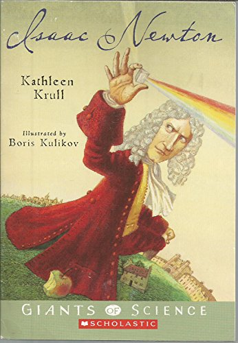 9780545003711: Isaac Newton (Giants of Science) [Paperback] by Krull, Kathleen