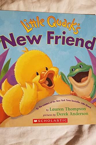 9780545003773: Little Quack's New Friend